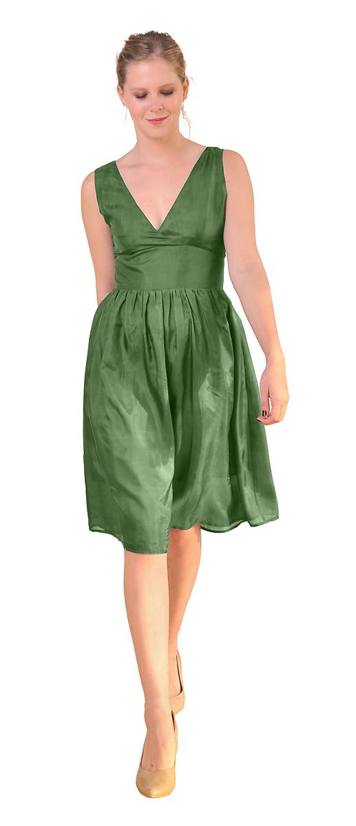 Silk Circle Skirt 49